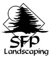 SFP Landscaping Inc.